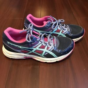 Asics Gel-Contend 3 Womens Shoes Size 7.5 T5F9N